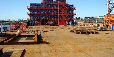 Barge Maintenance